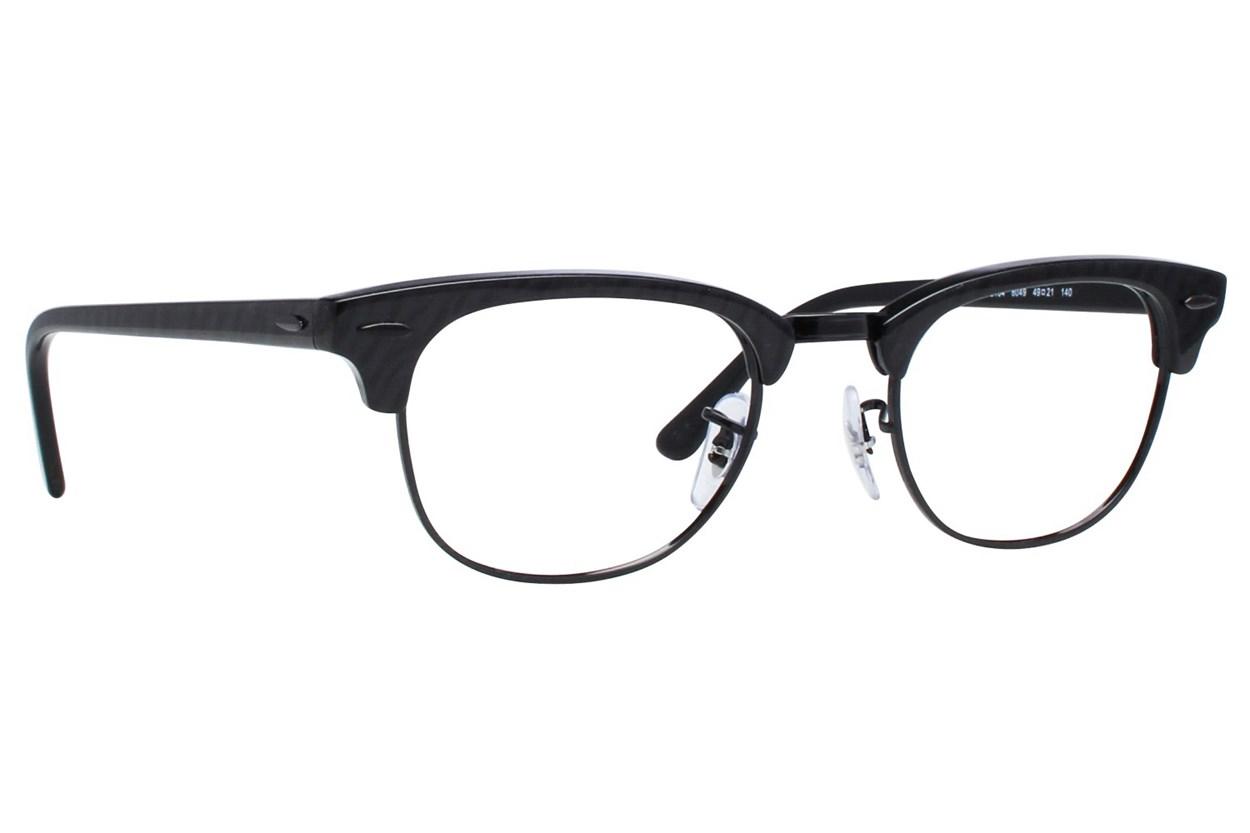 Ray-Ban® RX5154 Black Eyeglasses