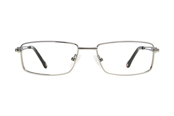Champion 1002 Silver Eyeglasses