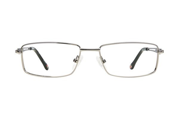 Champion 1002 Eyeglasses - Silver
