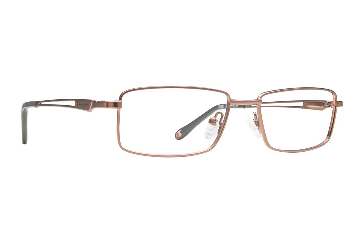 Champion 1002 Brown Eyeglasses
