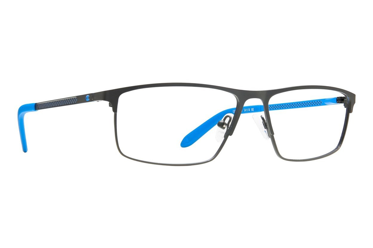 Champion 1006 Black Eyeglasses