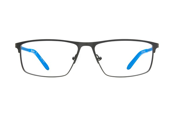 Champion 1006 Eyeglasses - Black