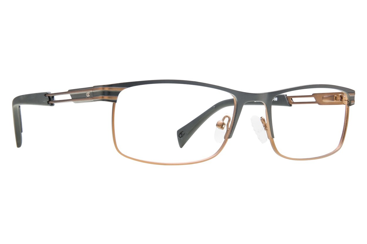 Champion 1011 Brown Eyeglasses