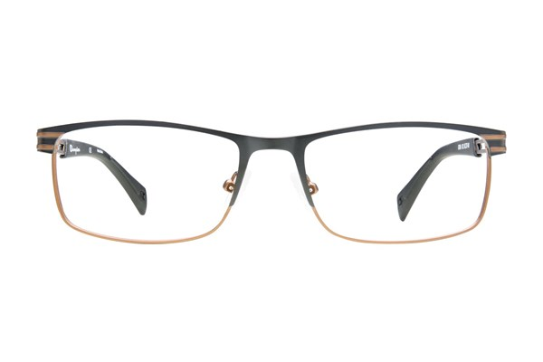 Champion 1011 Brown Eyeglasses