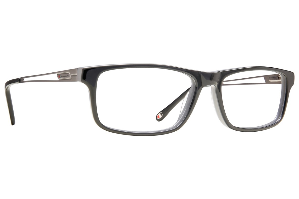 Champion 2001 Black Eyeglasses