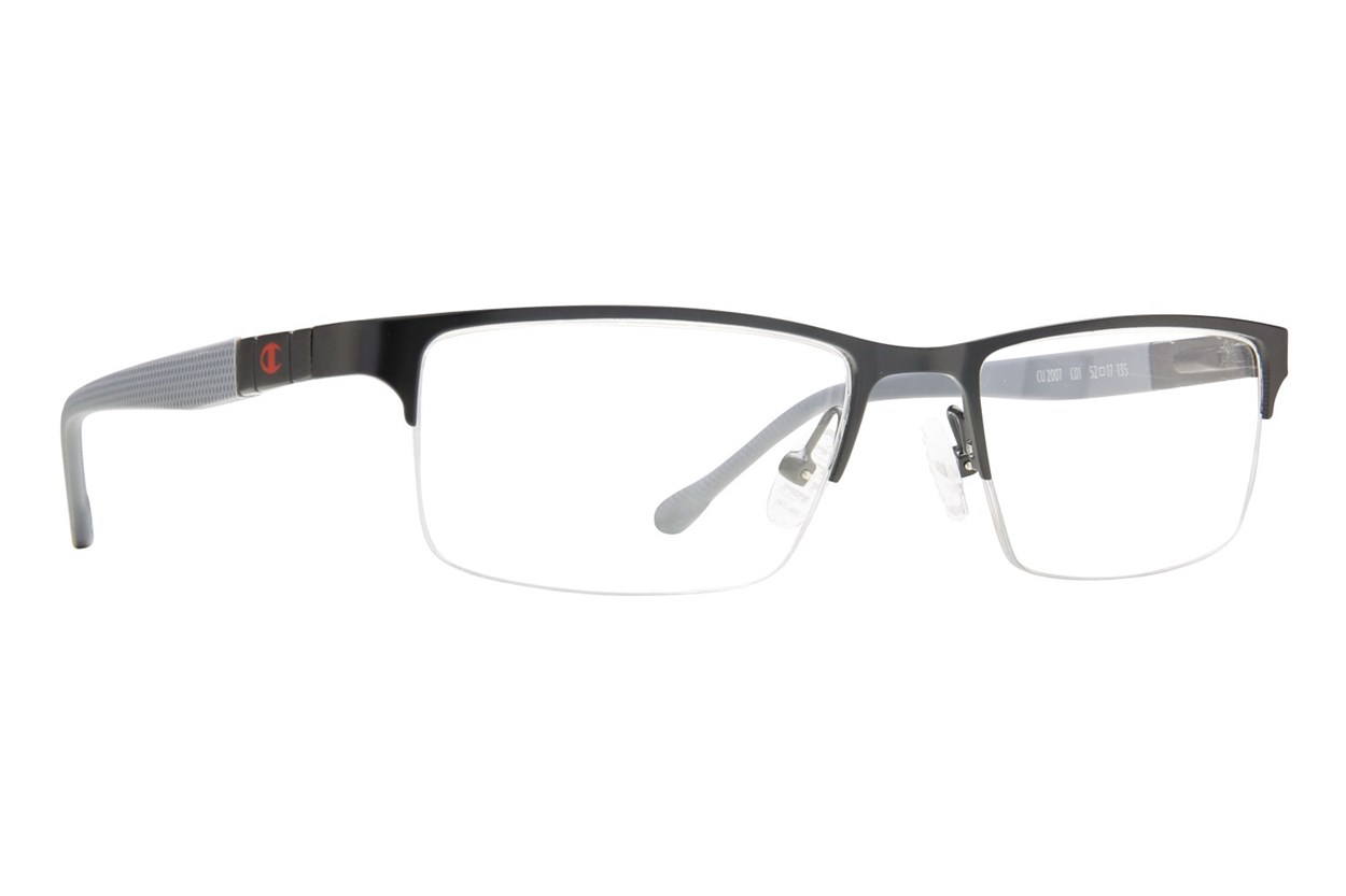 Champion 2007 Black Eyeglasses