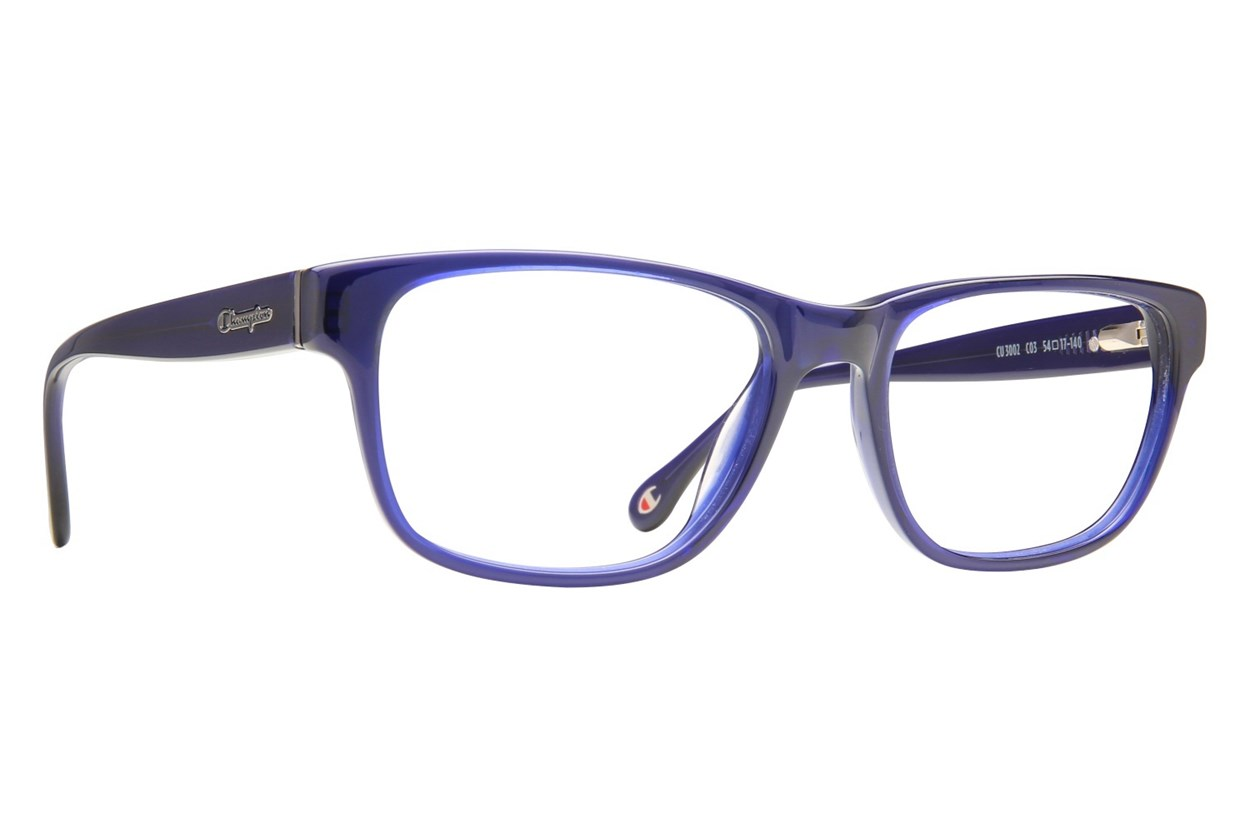 Champion 3002 Blue Eyeglasses