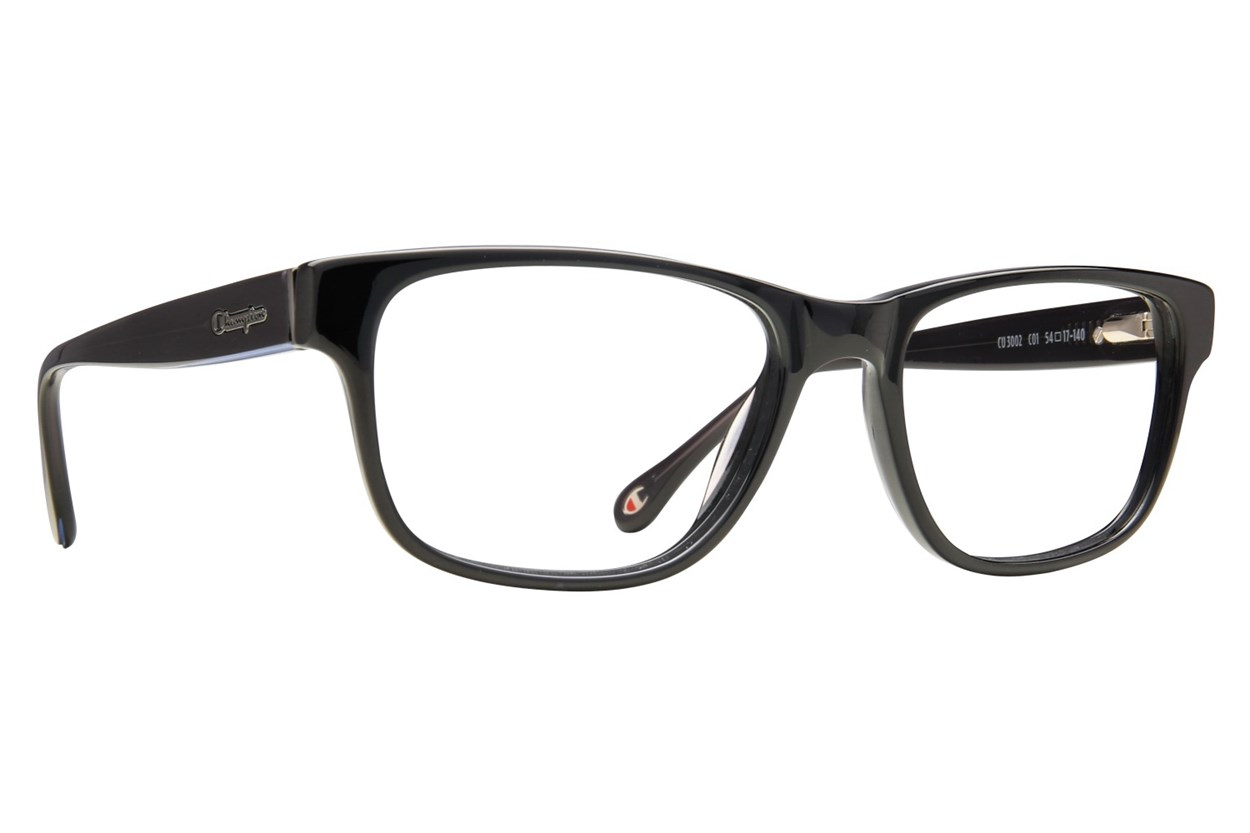 Champion 3002 Eyeglasses - Black
