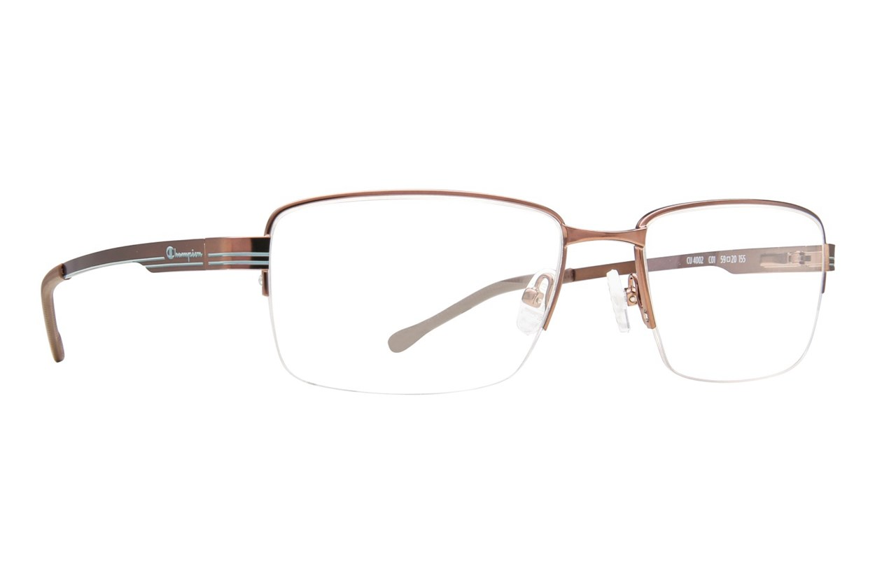 Champion 4002 Brown Eyeglasses