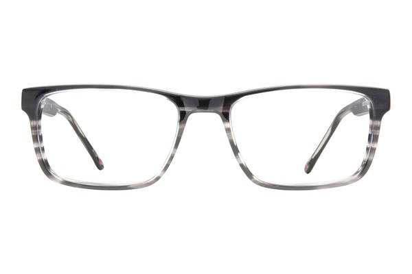 Champion 4003 Gray Eyeglasses