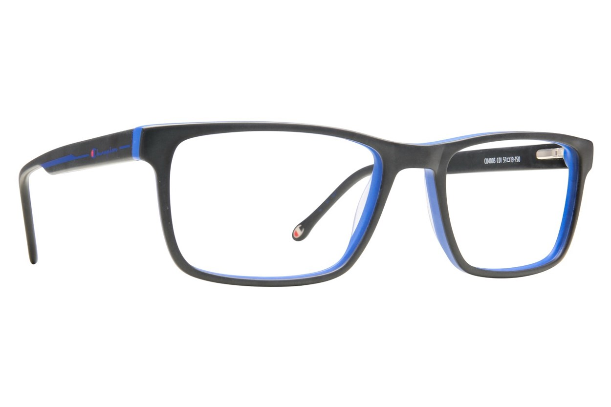 Champion 4003 Black Eyeglasses