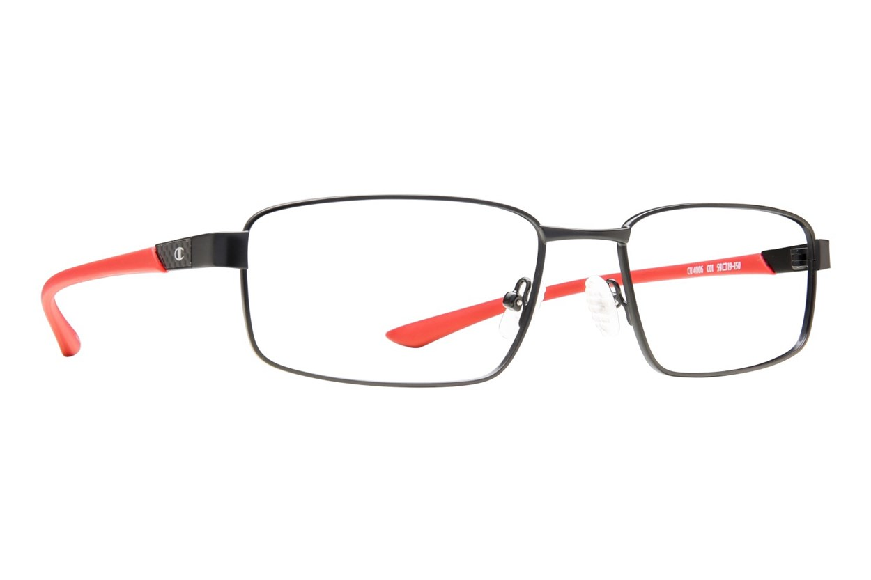 Champion 4006 Black Eyeglasses