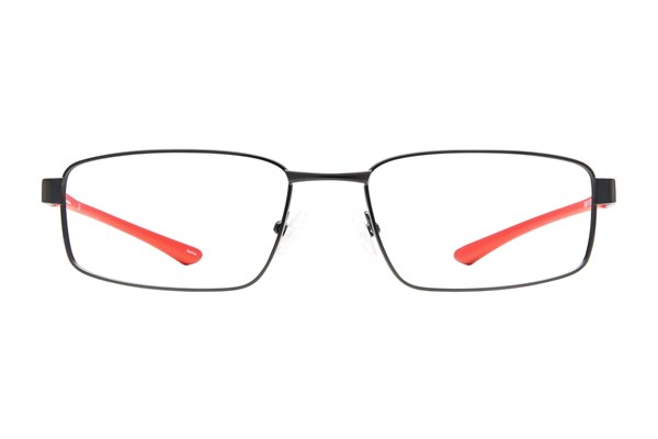 Champion 4006 Eyeglasses - Black