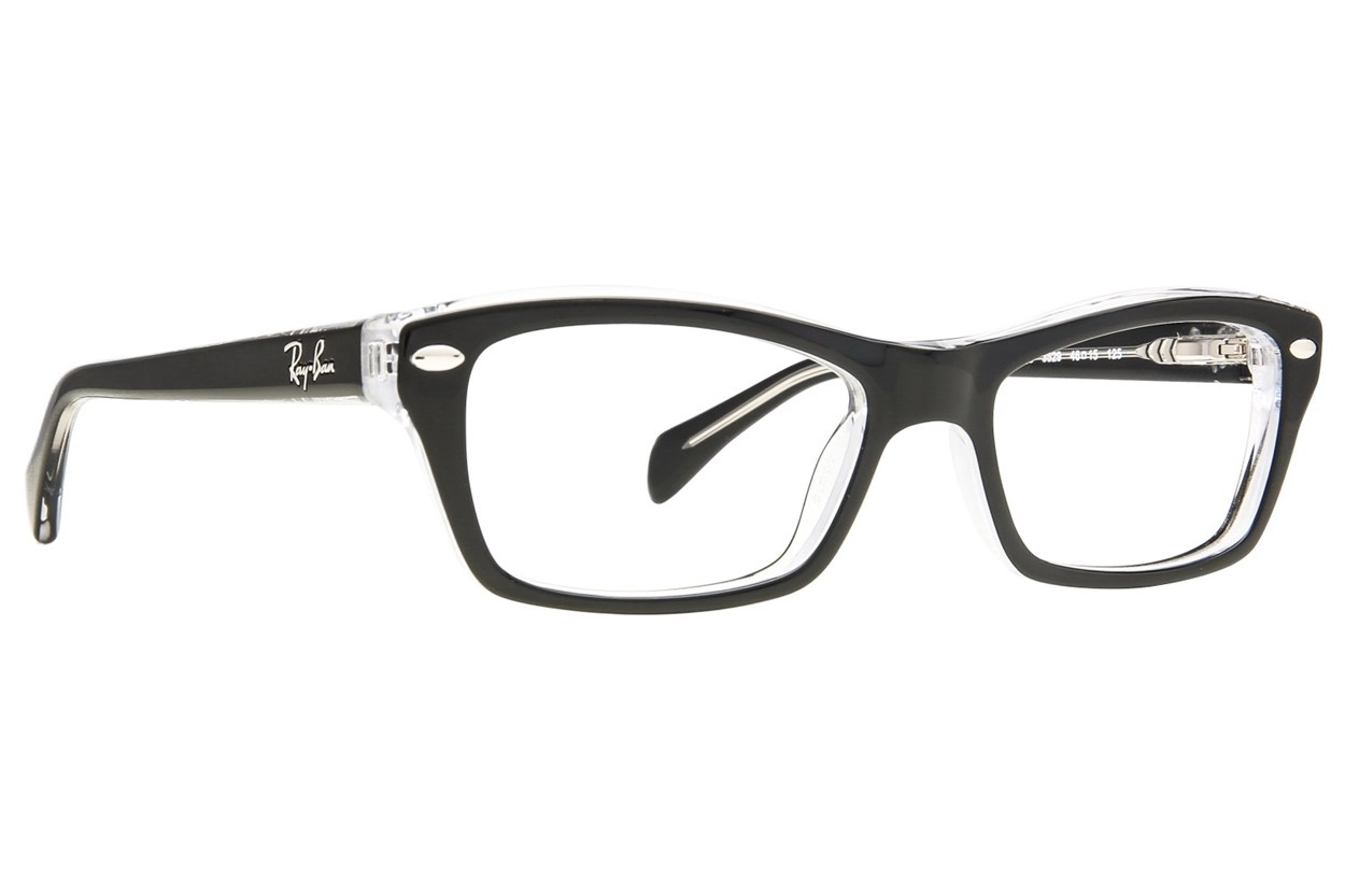 Ray-Ban® Youth RY1550 Eyeglasses - Black