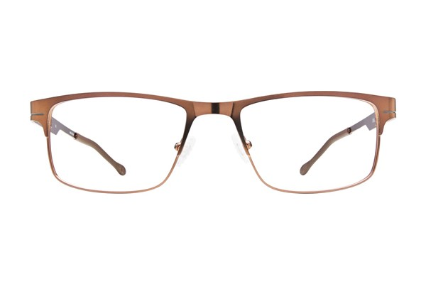 Champion 4001 Eyeglasses - Brown