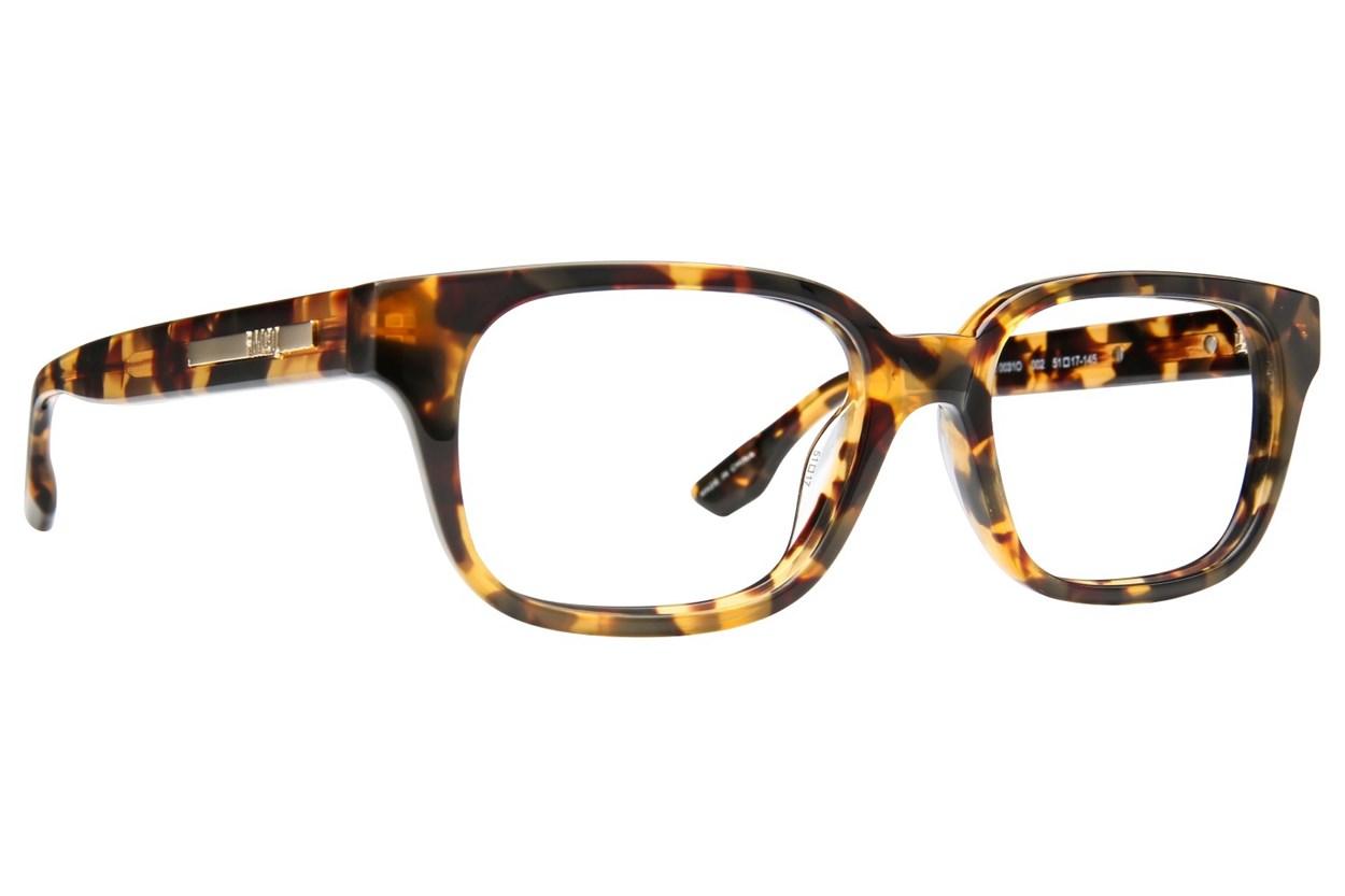 MCQ By Alexander Mcqueen MQ0031O Tortoise Eyeglasses