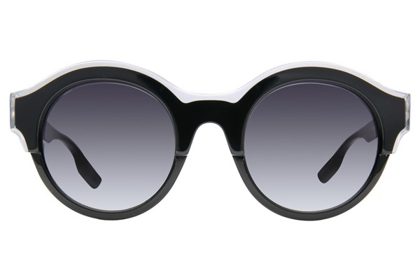 MCQ By Alexander Mcqueen MQ0003S Sunglasses - Black