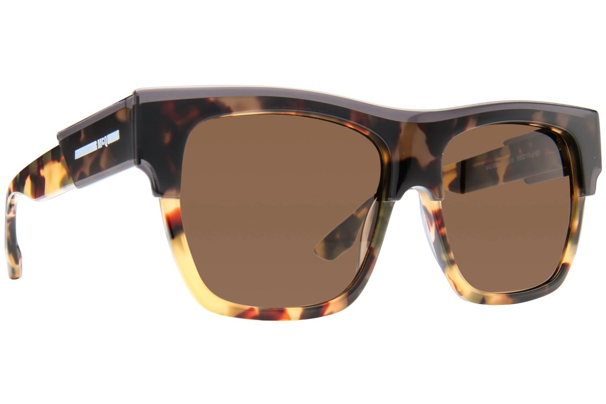 MCQ By Alexander Mcqueen MQ0004S Tortoise Sunglasses