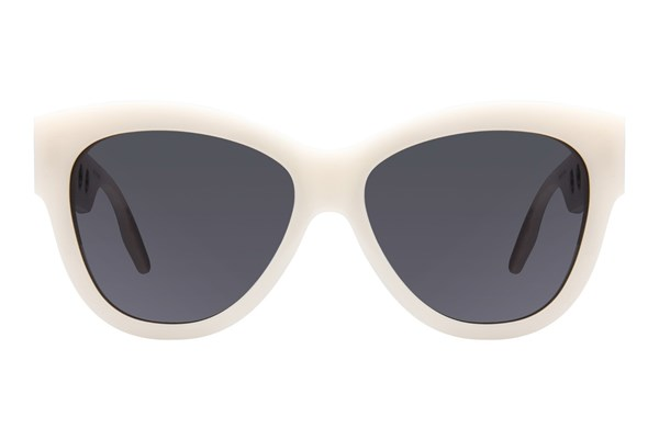 MCQ By Alexander Mcqueen MQ0021S Sunglasses - White