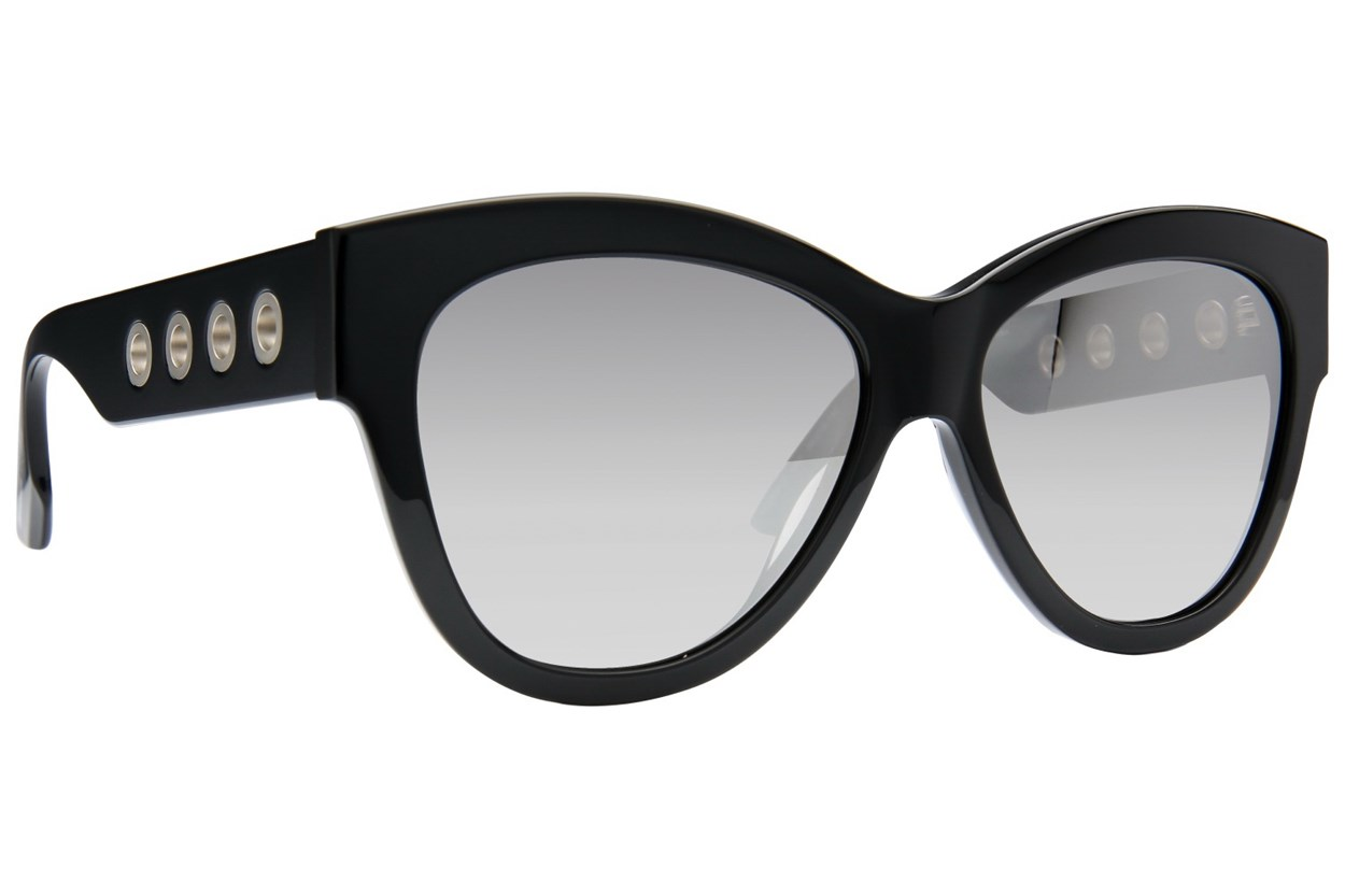 MCQ By Alexander Mcqueen MQ0021S Black Sunglasses