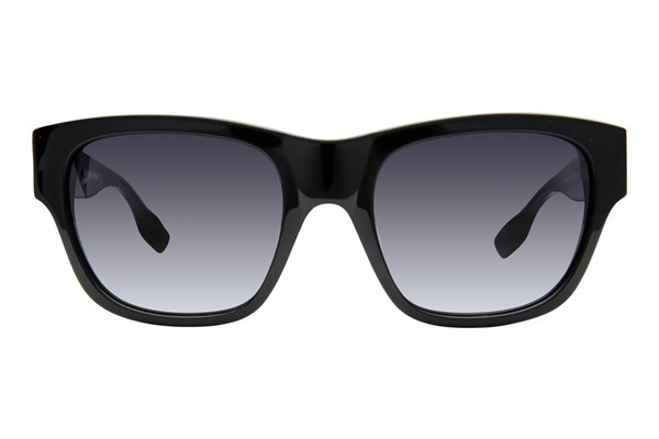 MCQ By Alexander Mcqueen MQ0028S Sunglasses - Black