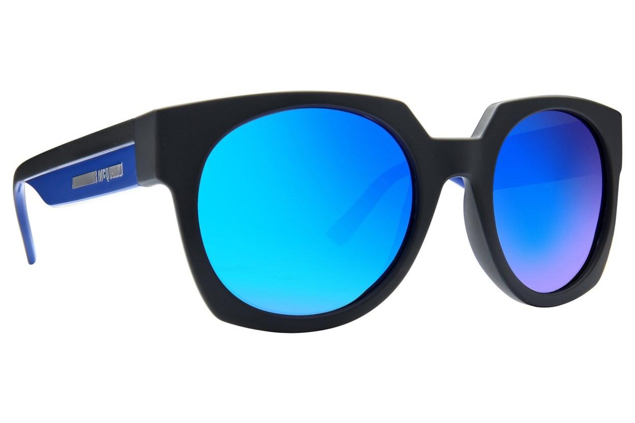 MCQ By Alexander Mcqueen MQ0034S Black Sunglasses