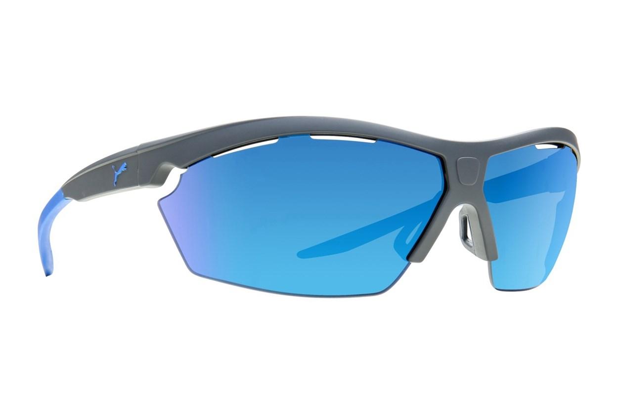 Puma PU0005S Gray Sunglasses