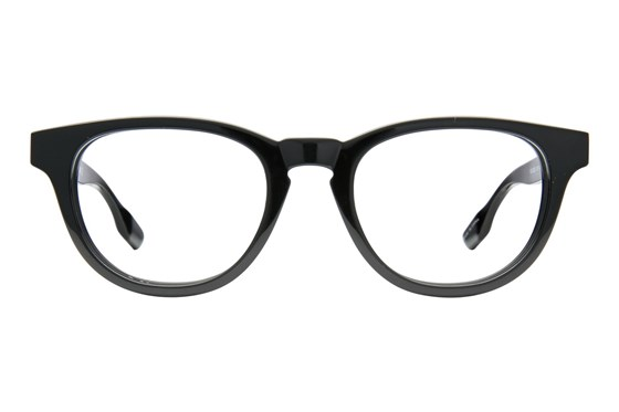 MCQ By Alexander Mcqueen MQ0033O Black Eyeglasses