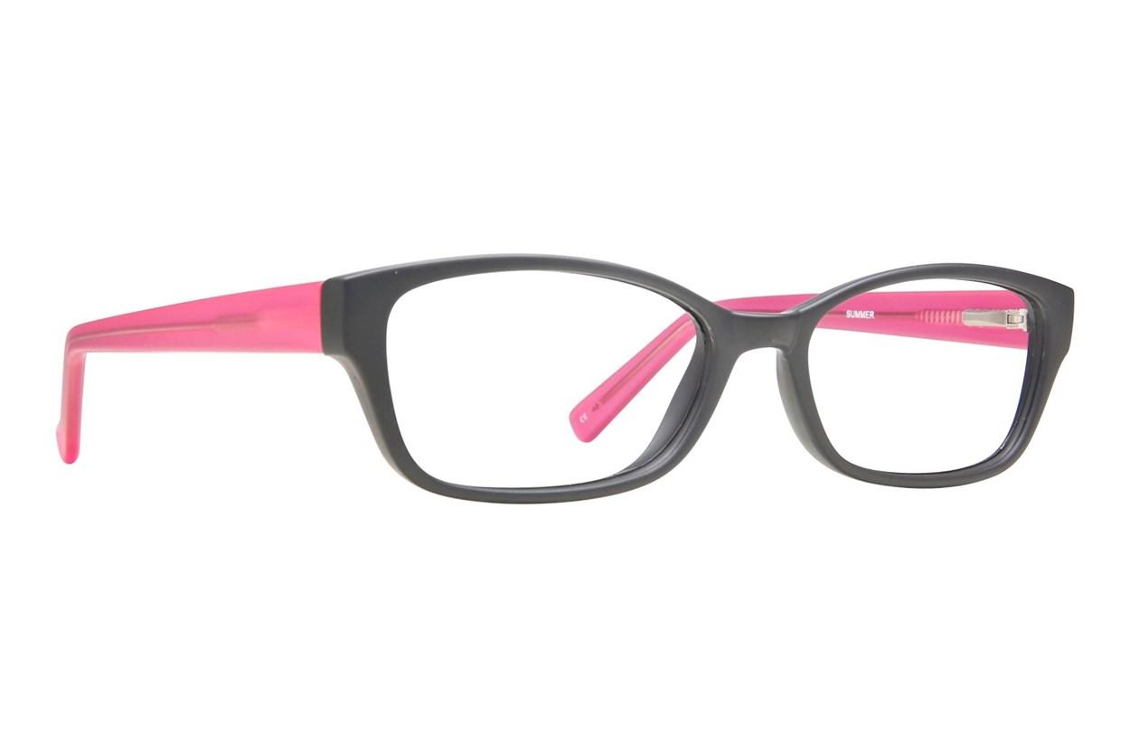 Paws n Claws Summer Black Eyeglasses