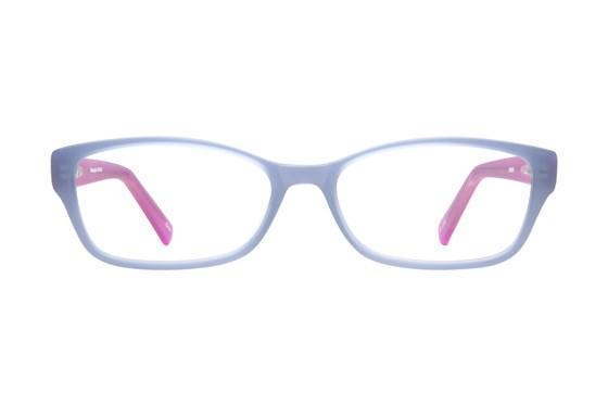 Paws n Claws Summer Purple Eyeglasses