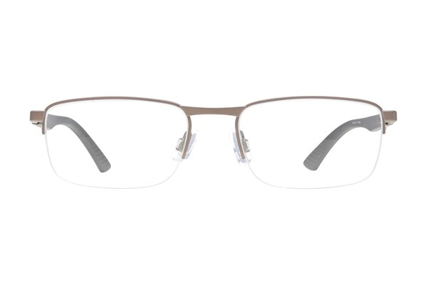 Puma PU0020O Brown Eyeglasses
