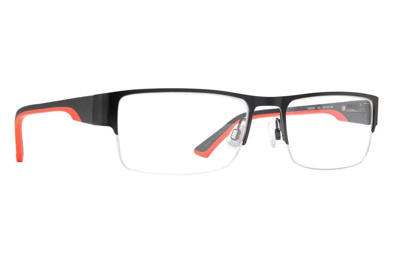 Puma PU0033O Black Eyeglasses