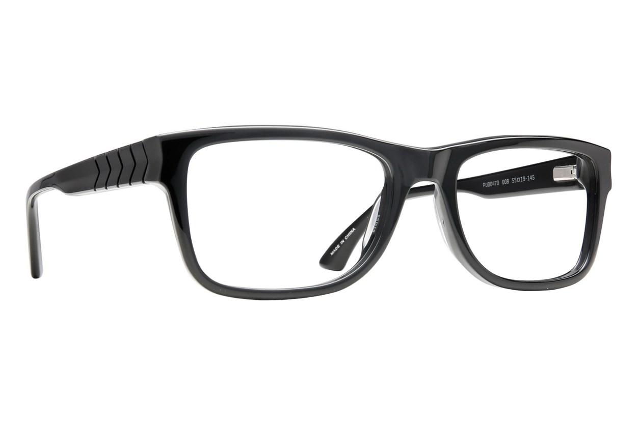 Puma PU0047O Black Eyeglasses
