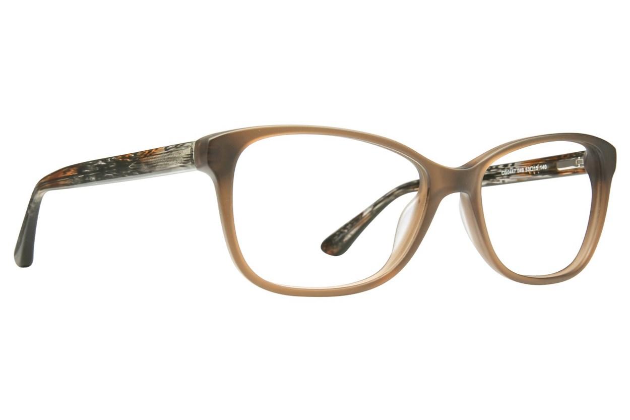 Covergirl CG0447 Brown Eyeglasses