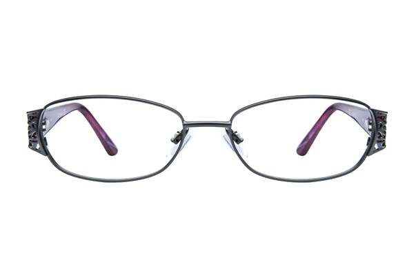 Covergirl CG0450 Eyeglasses - Black