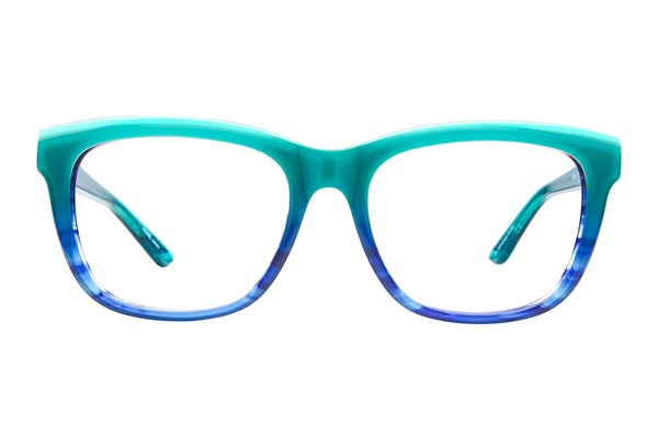 GX By Gwen Stefani GX004 Eyeglasses - Blue