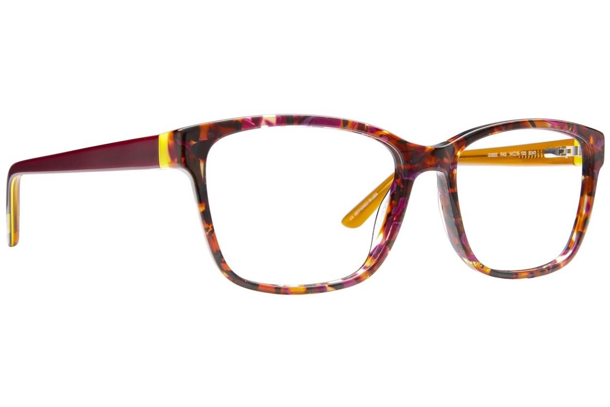 GX By Gwen Stefani GX005 Red Eyeglasses