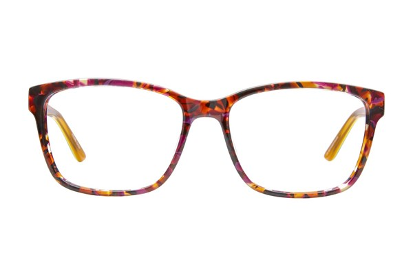 GX By Gwen Stefani GX005 Eyeglasses - Red