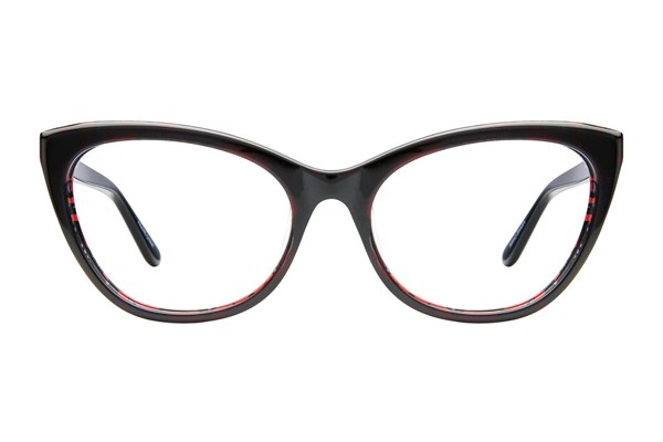 GX By Gwen Stefani GX008 Black Eyeglasses