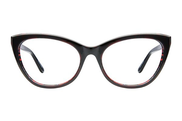 GX By Gwen Stefani GX008 Eyeglasses - Black