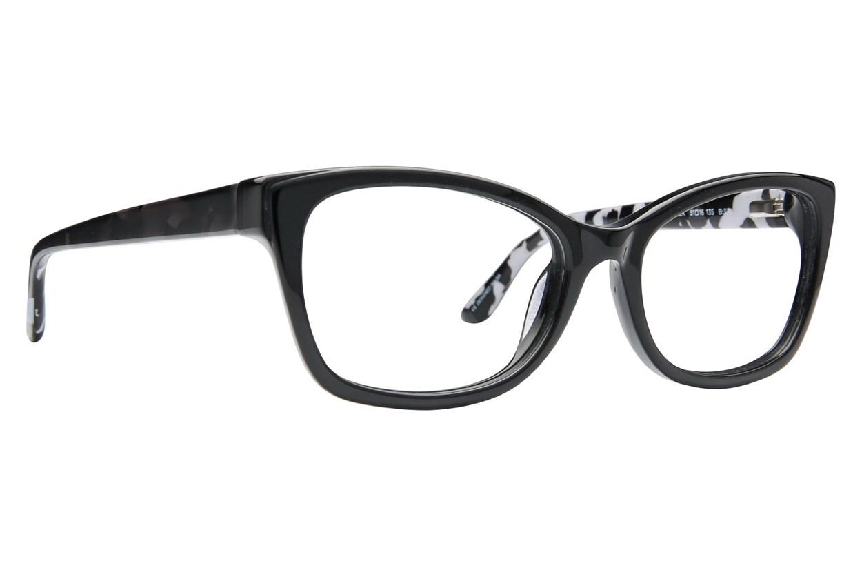 GX By Gwen Stefani GX011 Black Eyeglasses