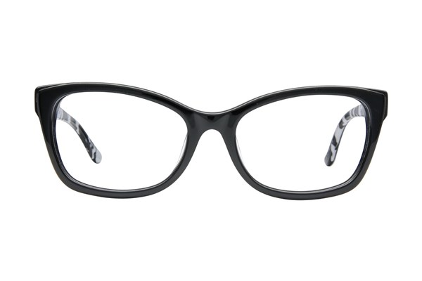 GX By Gwen Stefani GX011 Black Eyeglasses