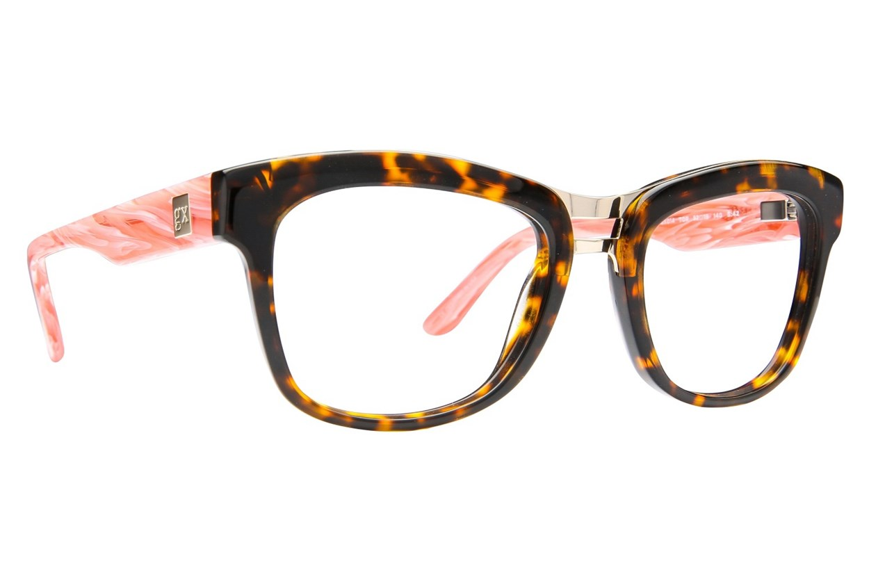 GX By Gwen Stefani GX014 Tortoise Eyeglasses