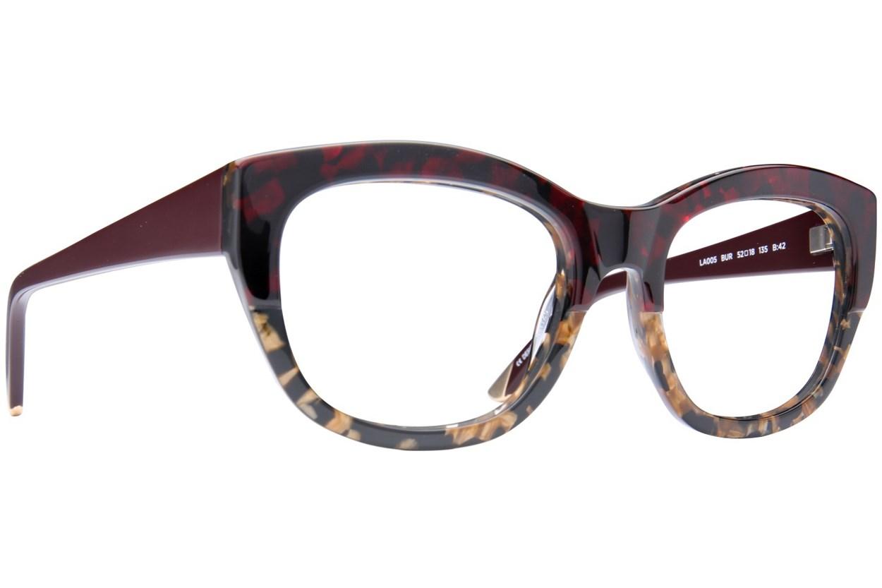 L.A.M.B. By Gwen Stefani LA005 Tortoise Eyeglasses