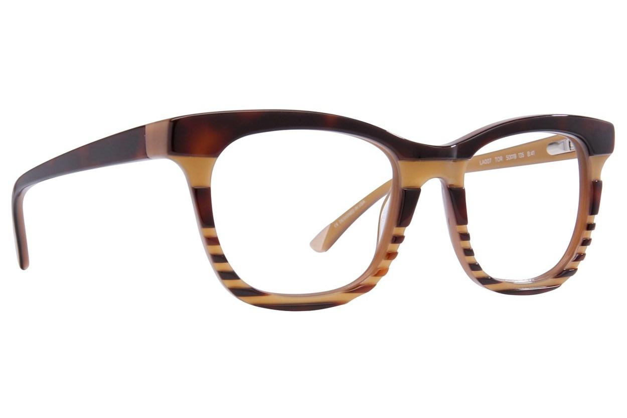 L.A.M.B. By Gwen Stefani LA007 Tortoise Eyeglasses