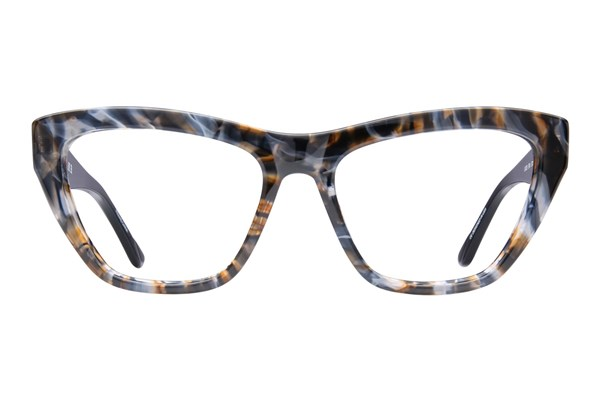 L.A.M.B. By Gwen Stefani LA009 Brown Eyeglasses