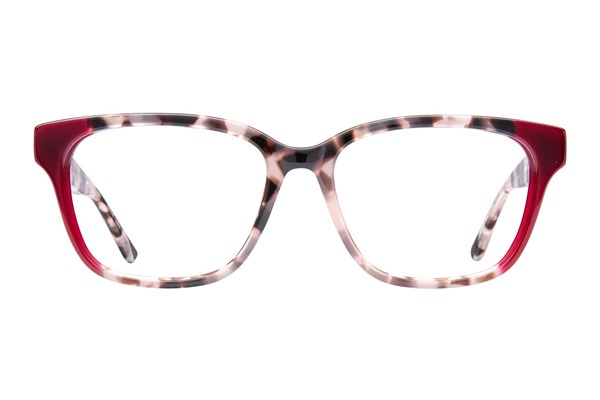 L.A.M.B. By Gwen Stefani LA011 Eyeglasses - Red