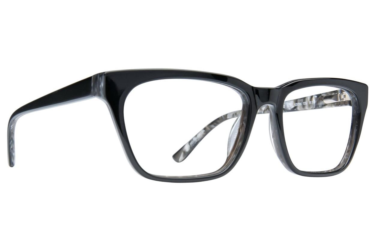 L.A.M.B. By Gwen Stefani LA013 Black Eyeglasses