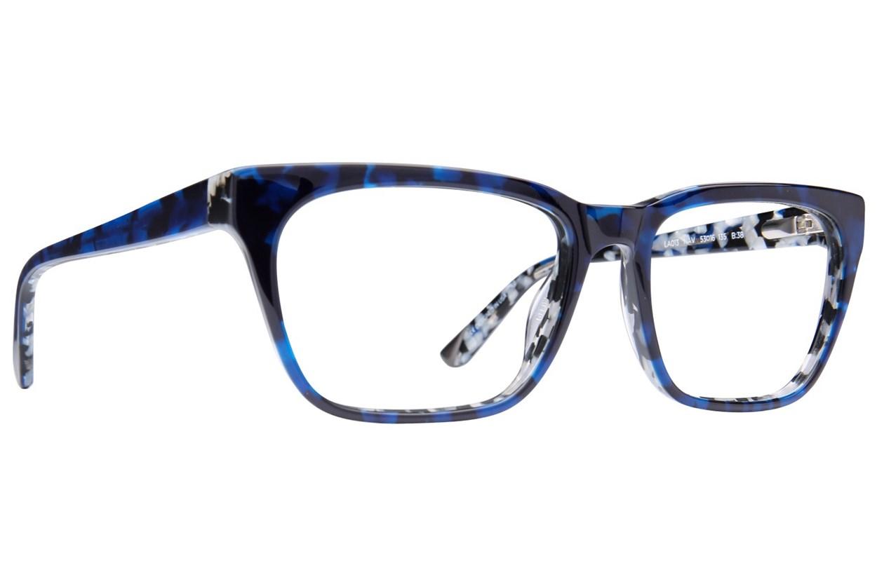 L.A.M.B. By Gwen Stefani LA013 Blue Eyeglasses