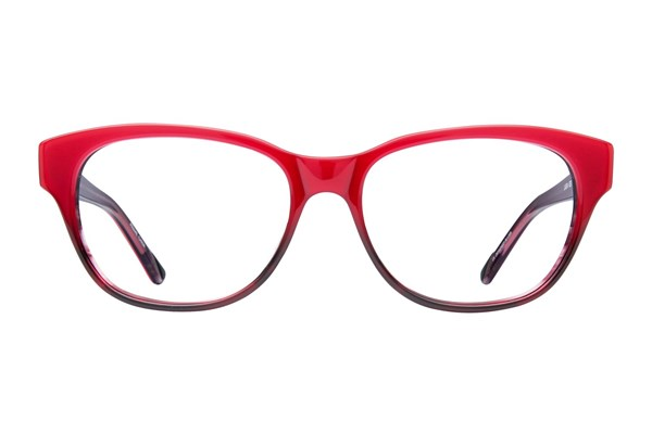 L.A.M.B. By Gwen Stefani LA014 Red Eyeglasses
